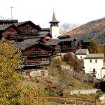 grimentz valais suisse